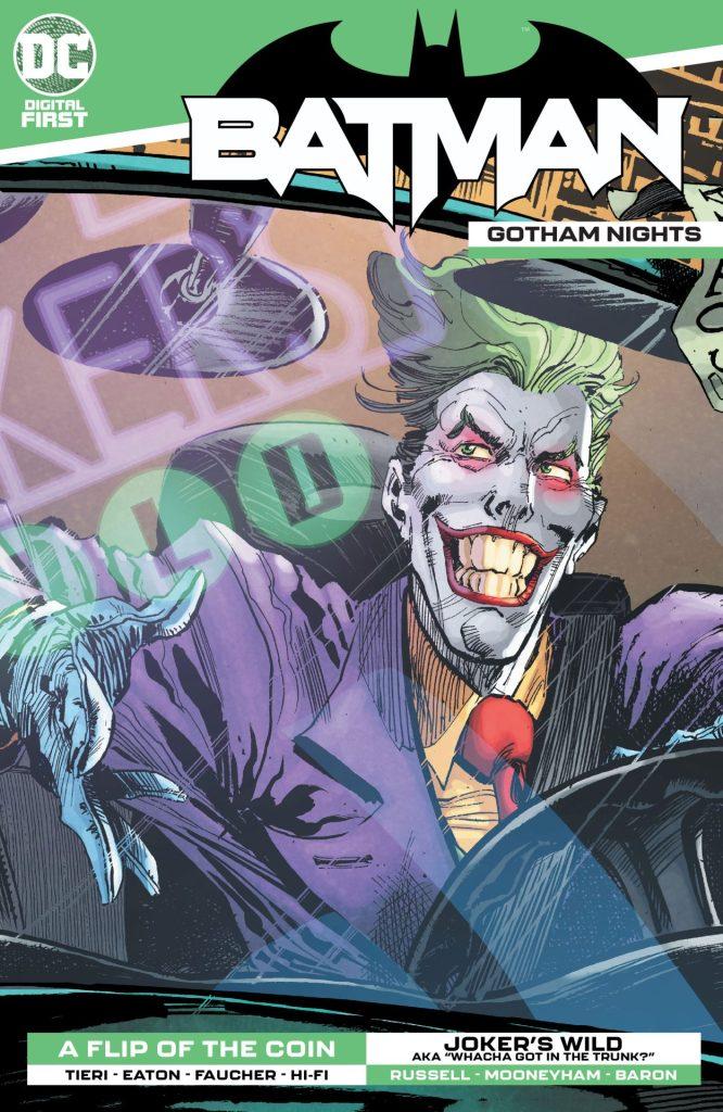 Batman: Gotham Nights #9