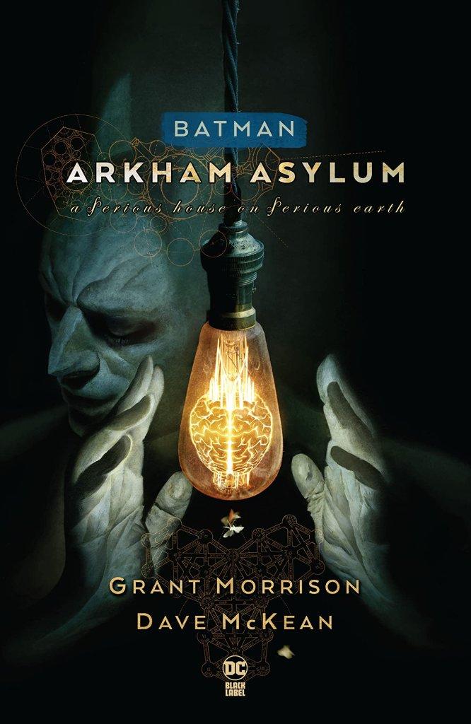 Batman: Arkham Asylum New Edition