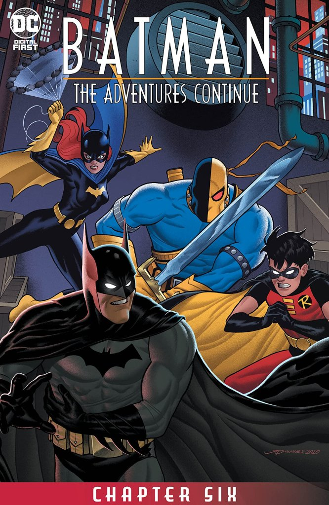 Batman: The Adventures Continue (2020-) #6