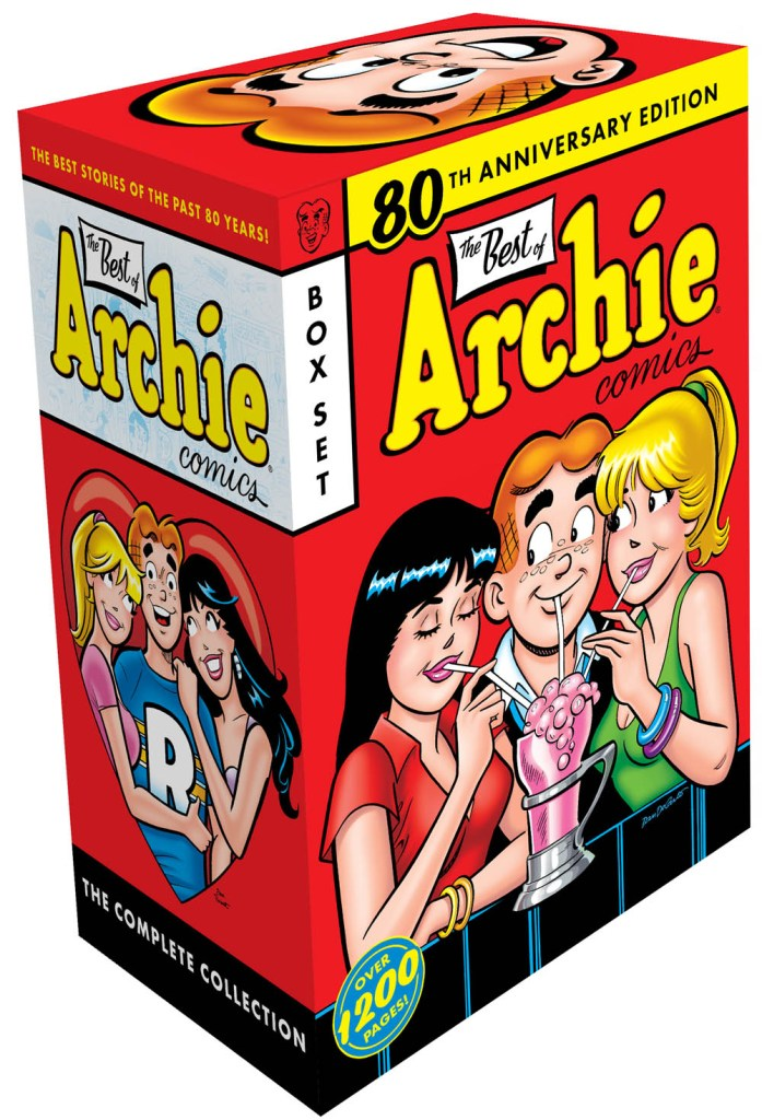 THE BEST OF ARCHIE BOOKS 1-3 BOXED SET (BX)