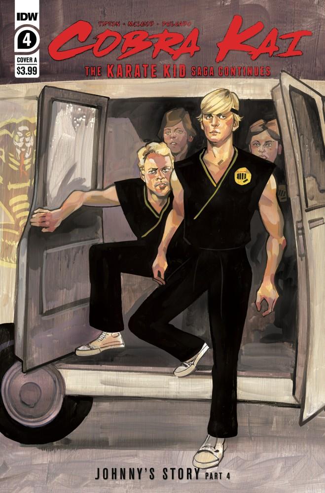 Cobra Kai: Karate Kid Saga Continues #4 (of 4)