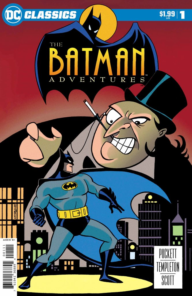 DC Classics: The Batman Adventures #1