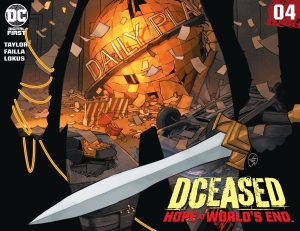 DCeased: Hope at World's End Chapter Four