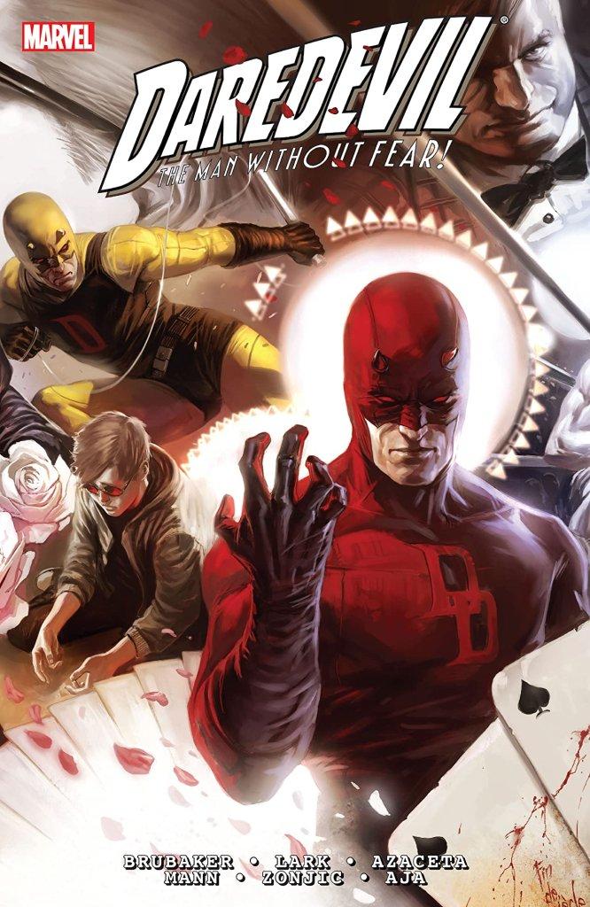 Daredevil by Ed Brubaker & Michael Lark Ultimate Collection Vol. 3