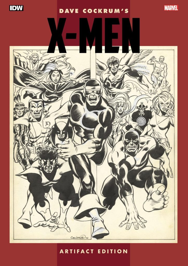 Dave Cockrum X-Men Artifact Edition