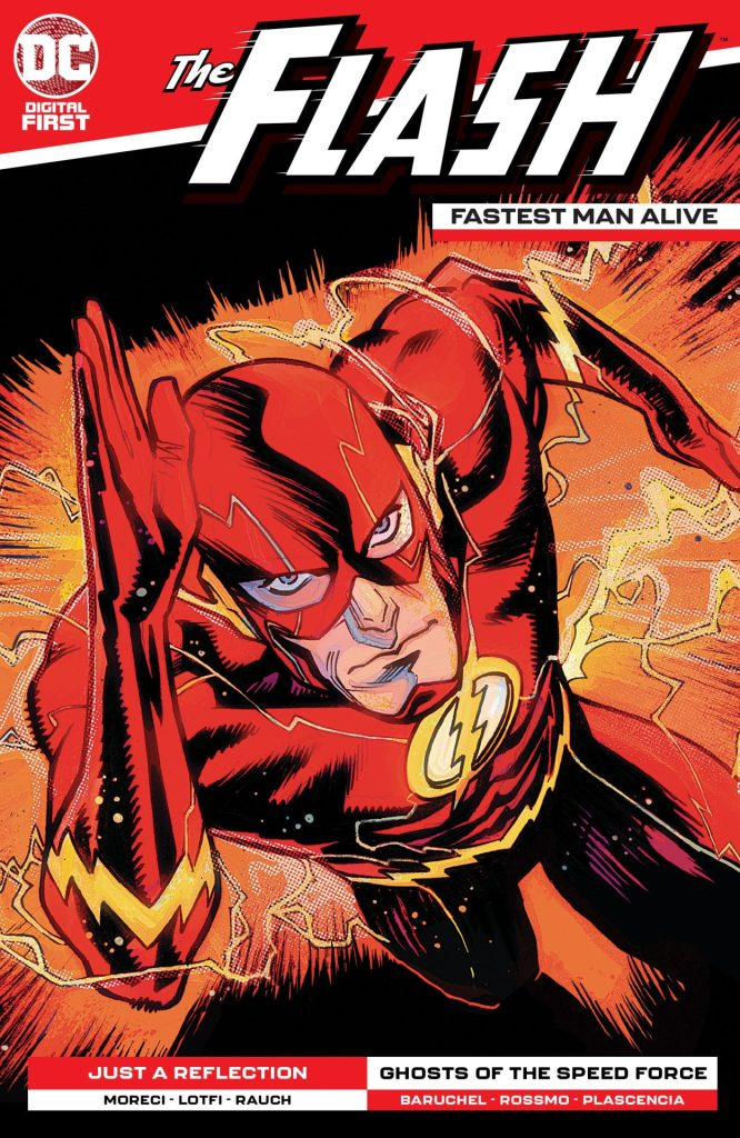 The Flash: Fastest Man Alive #9