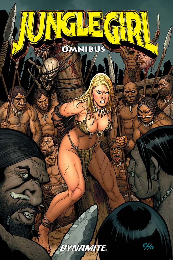 Frank Cho's Jungle Girl Complete Omnibus
