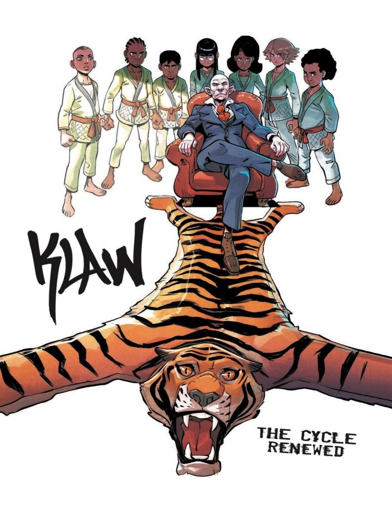 Klaw Vol. 3 Cycle Renewed