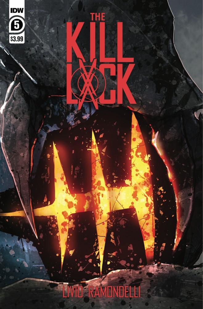 Kill Lock #5 (of 6)