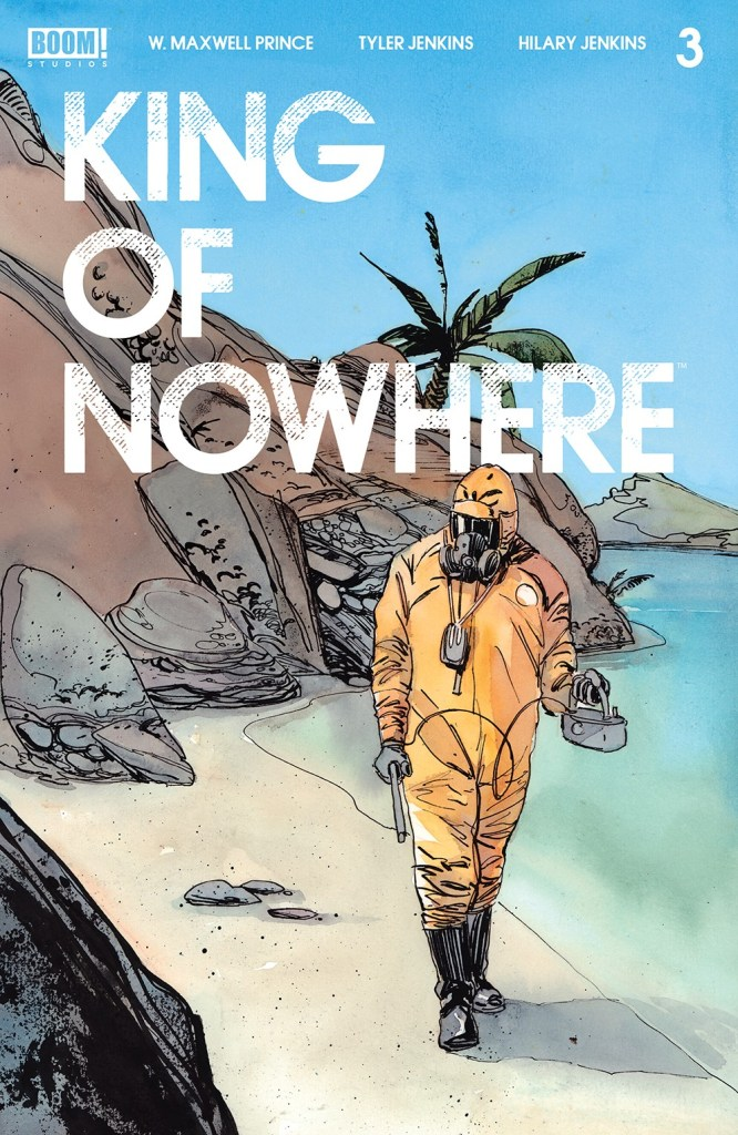King of Nowhere #3 (of 5)