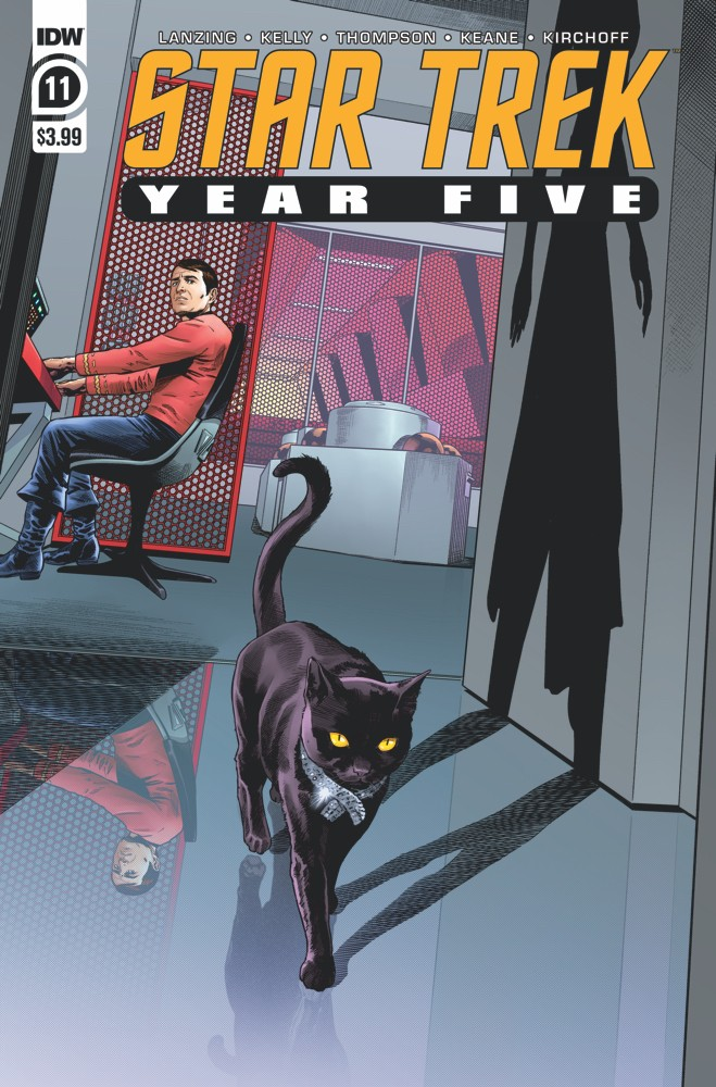 Star Trek: Year Five #11
