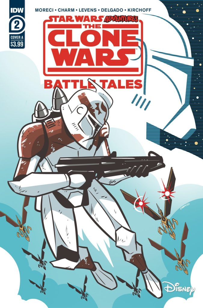 Star Wars Adventures: The Clone Wars: Battle Tales #2 (of 5)