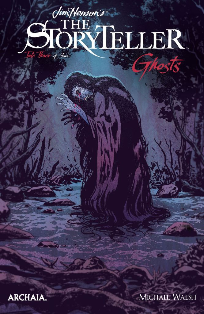 Jim Henson's The Storyteller: Ghosts #3 (of 4)