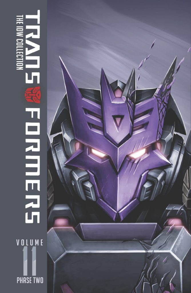 Transformers IDW Collection Phase 2 Vol. 11