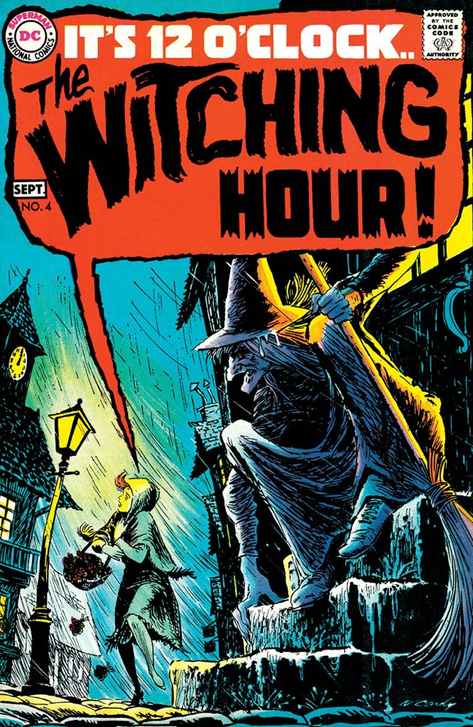 The Witching Hour (1968-1978) #4