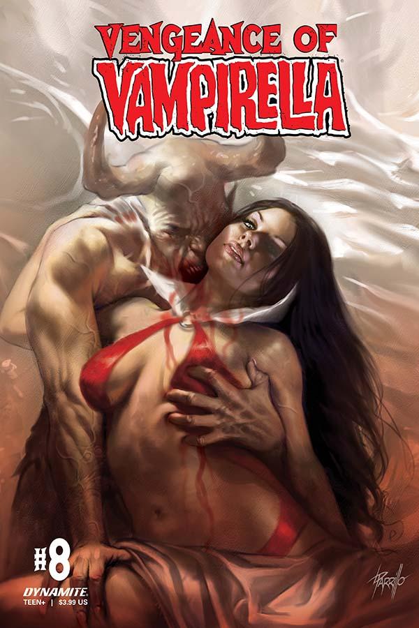 Vengeance of Vampirella #8