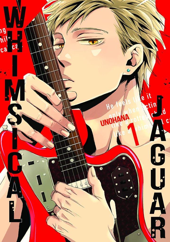 Whimsical Jaguar (Yaoi Manga) Vol. 1