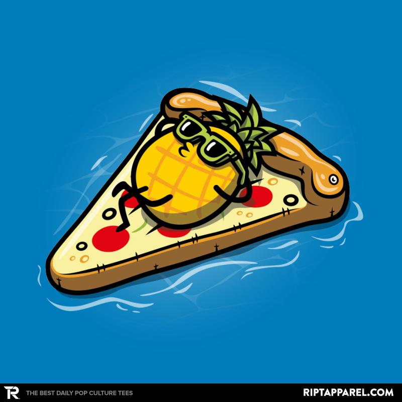 Pineapple Loves Pizza