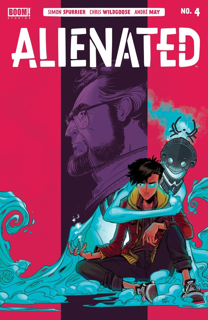 Alienated #4 (of 6)