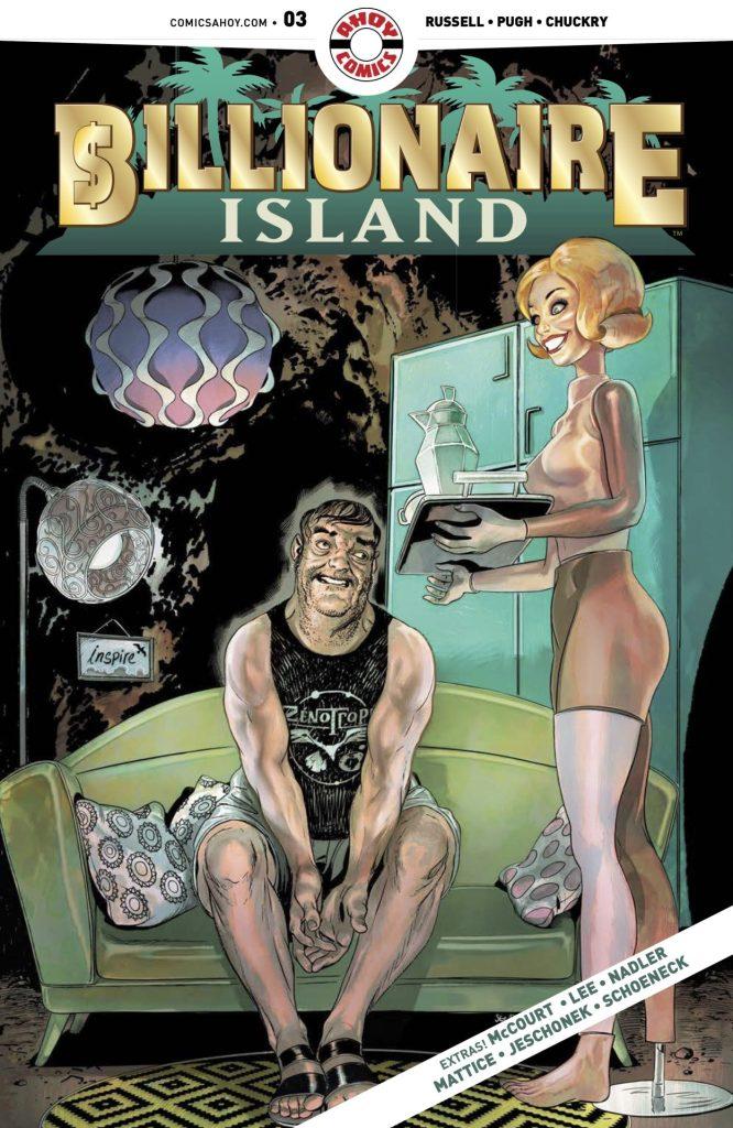 BILLIONAIRE ISLAND #3