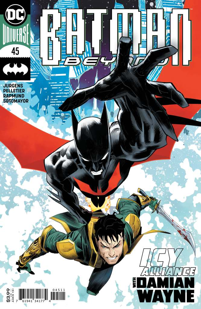 Batman Beyond #45