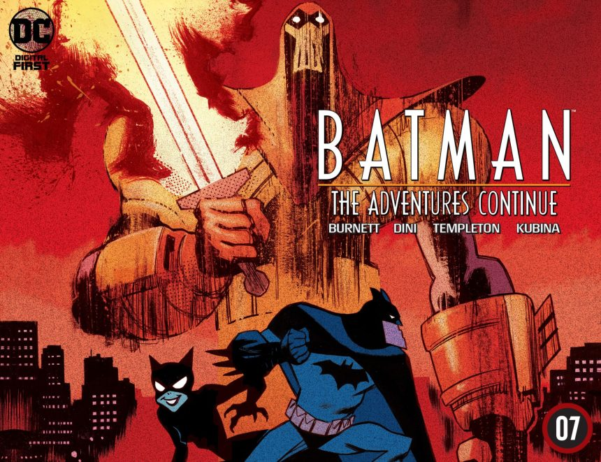 Batman: The Adventures Continue #7