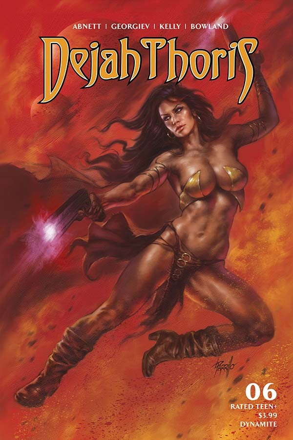 Dejah Thoris (Vol. 3) #6