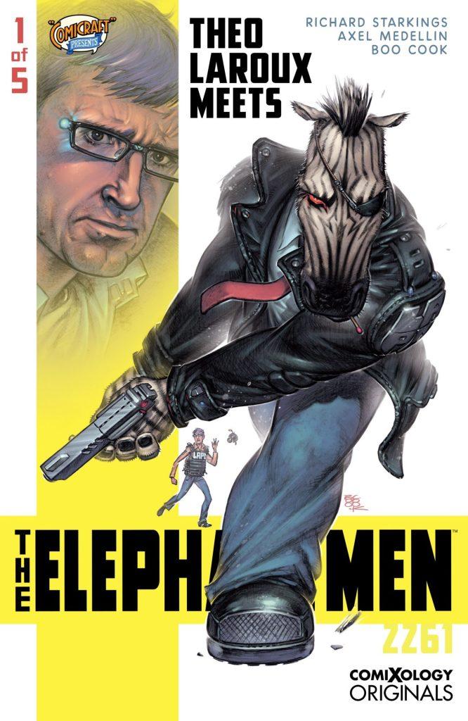 Elephantmen 2261 Season 3: Theo Laroux Meets The Elephantmen
