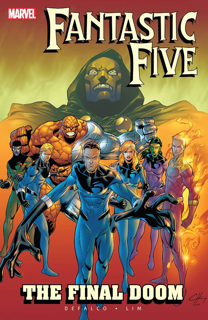 Fantastic Five: The Final Doom