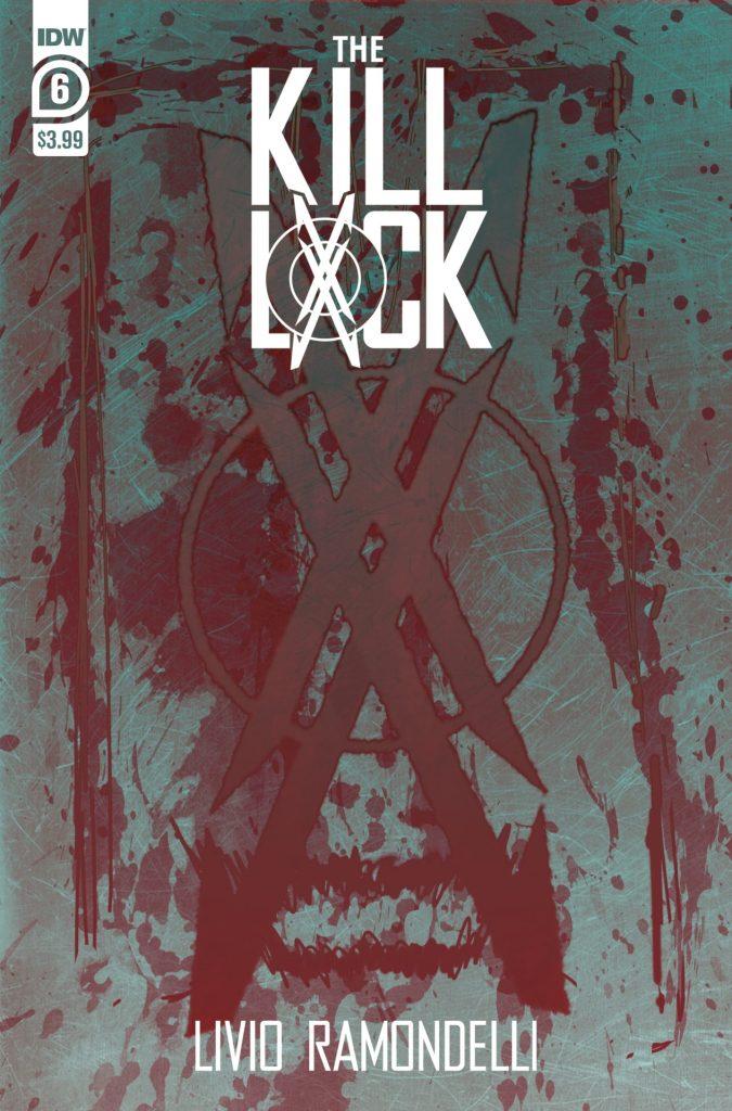 Kill Lock #6 (of 6)