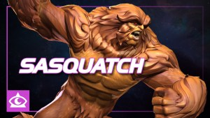 Alpha Flight's Sasquatch in Marvel Contest of Champions