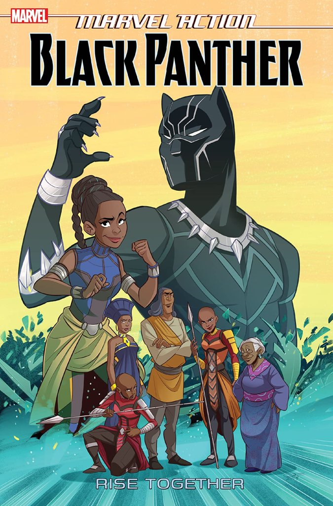 Marvel Action Black Panther Vol. 2: Rise Together