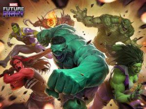 Marvel Future Fight Immortal Hulk