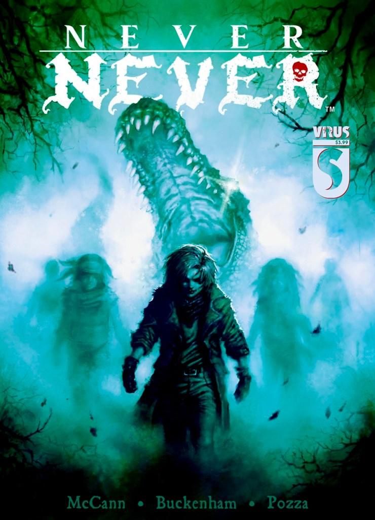 Never Never #1