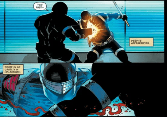 Snake Eyes: Deadgame #1