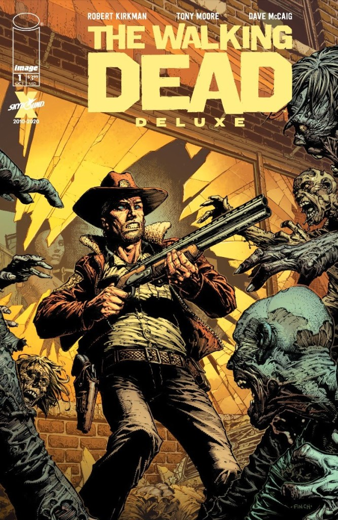 The Walking Dead Deluxe #1