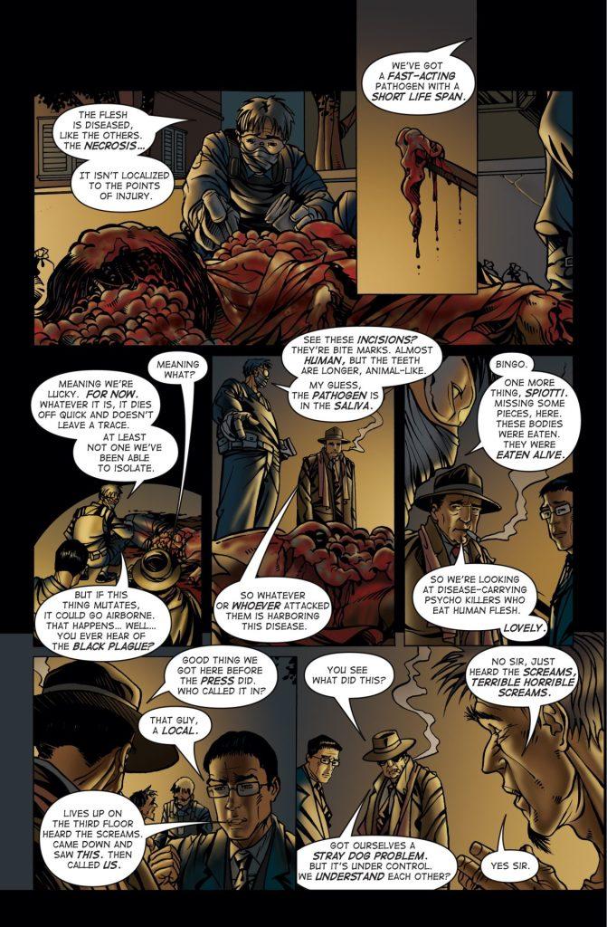 of 6 Asylum Press Black Powder #1 Comic Book Pirates