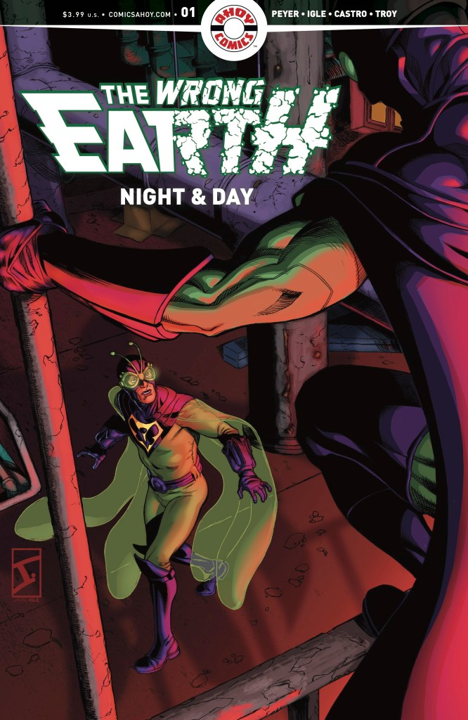 THE WRONG EARTH: NIGHT & DAY #1