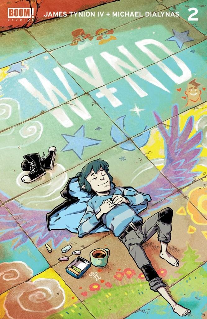 Wynd #2 2nd printing