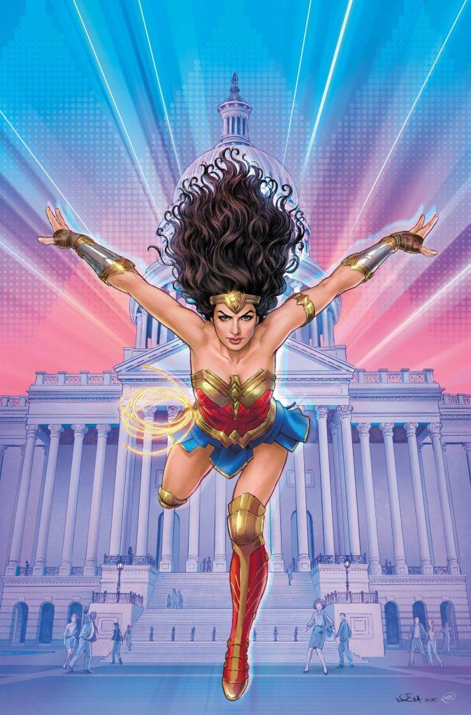 Wonder Woman 1984 #1