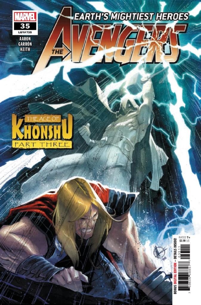 The Avengers #35