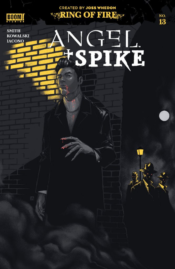 Angel & Spike #13