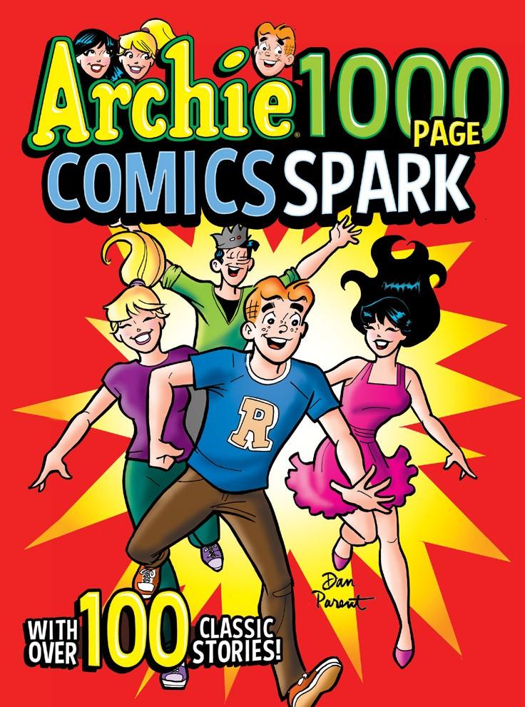 ARCHIE 1000 PAGE COMICS SPARK (TP)
