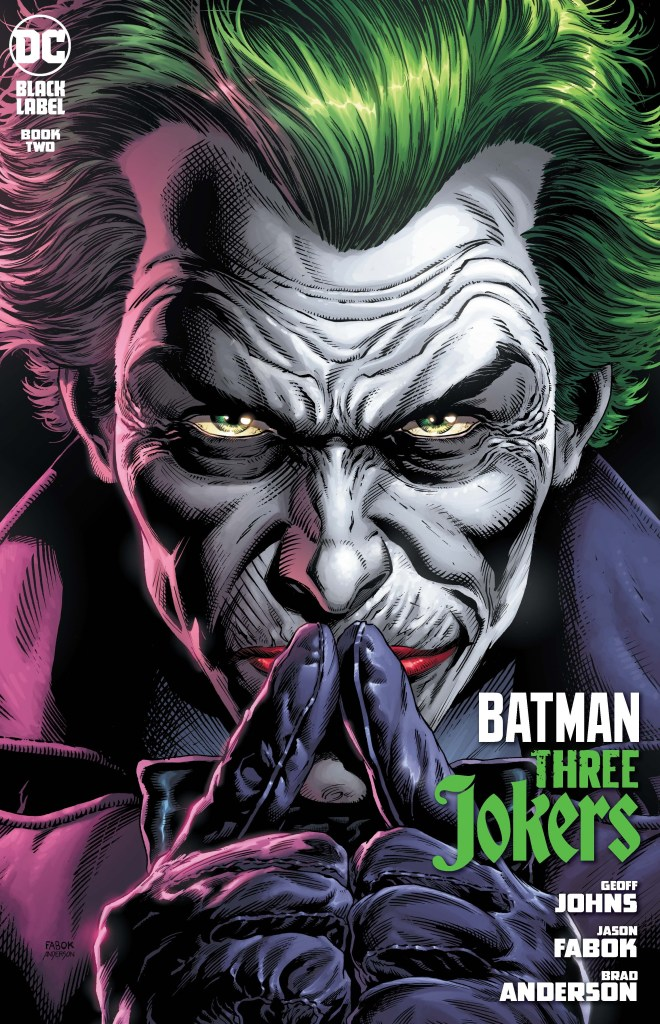 BATMAN: THREE JOKERS #2