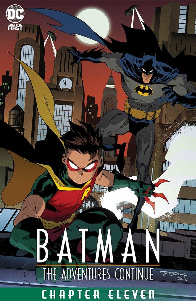 Batman: The Adventures Continue (2020-) #11