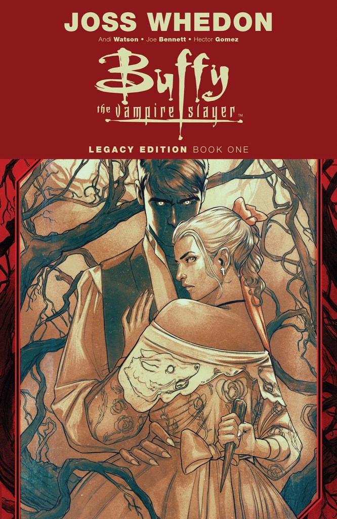 Buffy the Vampire Slayer Legacy Edition Vol. 1
