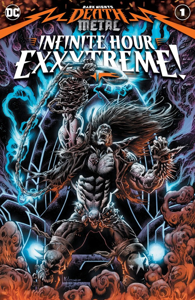 Dark Nights: Death Metal Infinite Hours Exxxtreme! #1