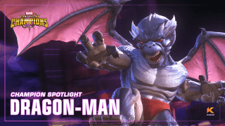 Dragon Man Marvel Contest of Champions