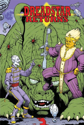 Dreadstar #1 George Perez Legacy Variant OMINOUS PRESS