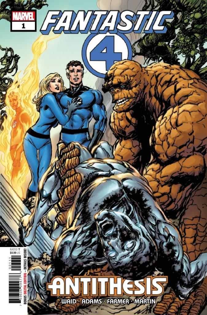 Fantastic Four: Antithesis #1 (of 4)